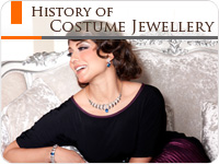 History of Costume Jewellery