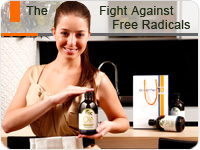 The Fight Against Free Radicals
